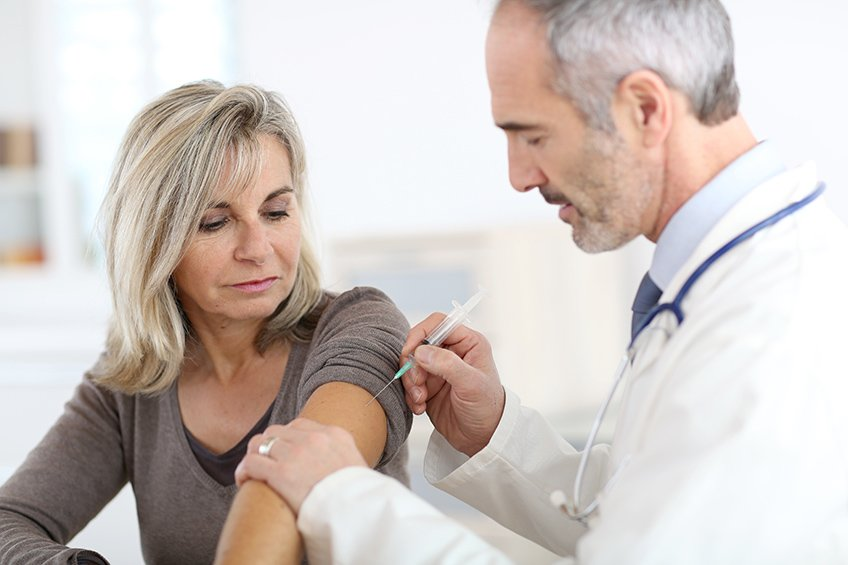 Over 65? Here's Why You Need A Flu Shot
