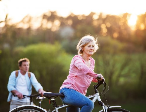 Physical Activity is Shown to Decrease Risk of Hip Fractures in Women